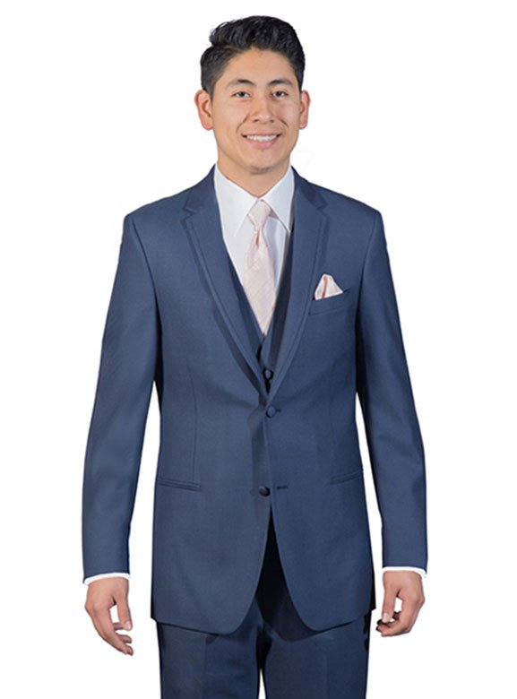 Azure Broadway Suit
