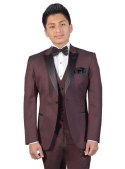 Burgundy Marbella Tuxedo